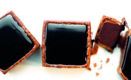Suklainen iso neliö leivospohja 6,9*6,9cm