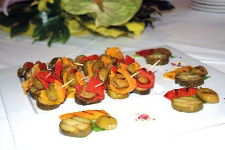 Grillattu kivetön oliivi 1000/800g, säilykepussi #1