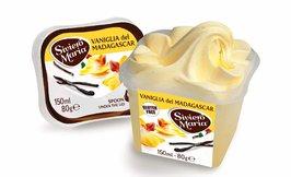 Siviero Maria Madagascarin vanilja Gelato