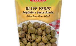 Grillattu kivetön oliivi 10x300g