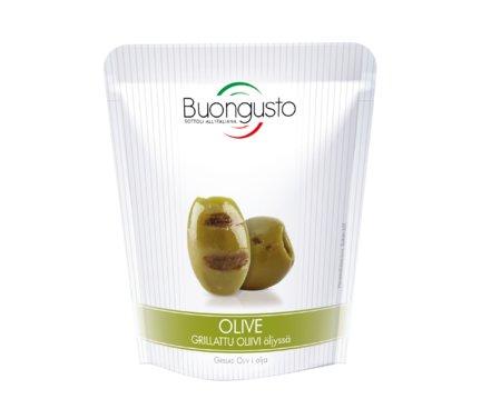 Buongusto Grillattu oliivi öljyssä #1