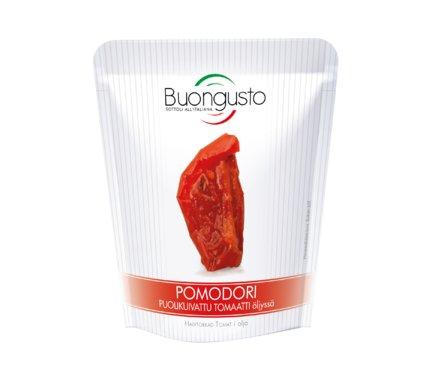 Buongusto Puolikuivattu tomaatti öljyssä #1