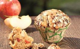 Vegan Granola Pecan muffinssi 12x125g, V
