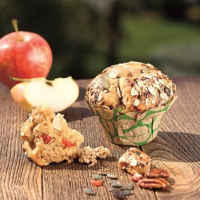 MC muffinssi 12x125g granola VEGAN pa