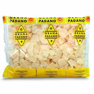 Multicatering Grana Padano juustolastu 8x1kg