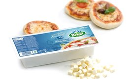 Brimi Fior di Latte Mozzarella Pizza Block 6x1kg