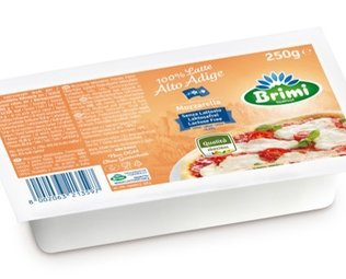 Brimi Mozzarella Block laktoositon  7x250g
