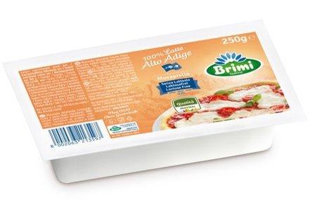 Brimi Mozzarella Block laktoositon #1