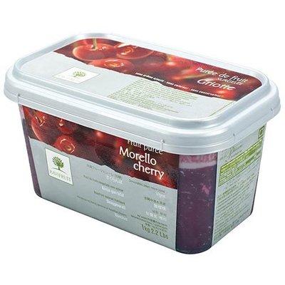 Multicatering Ravifruit Kirsikkapyree 90% 5x1kg pikapastöroitu pakaste