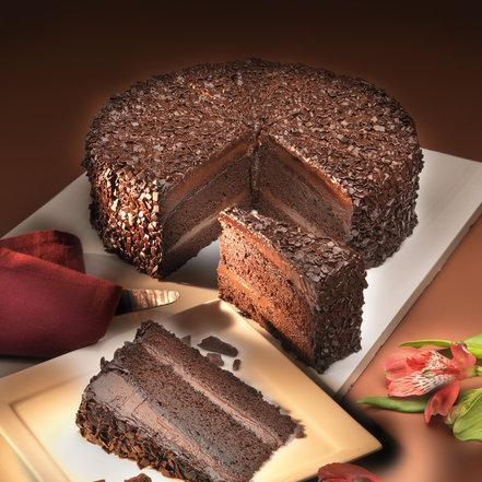 Suklaakakku 1/16, 2kg #1