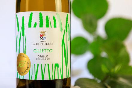 White - Gilletto Grillo 750 ml #1