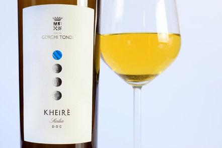 White - Kheirè Grillo Doc Sicilia 750 ml #1