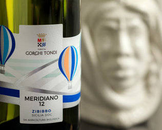 White - Meridiano 12 Zibibbo 750 ml
