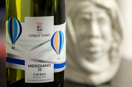 White - Meridiano 12 Zibibbo 750 ml #1