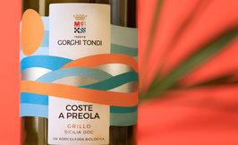 White - Coste a Preola Grillo 750 ml