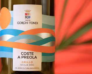 White - Coste a Preola Grillo 750 ml