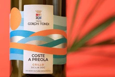 White - Coste a Preola Grillo 750 ml #1