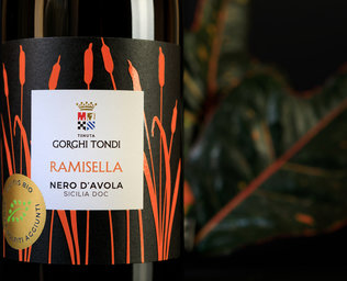Gorghi Tondi Red Ramisella Nero d´Avola