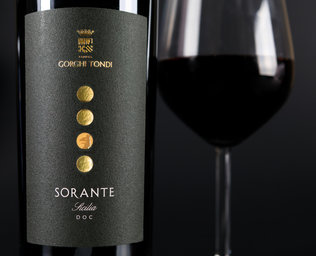 Red - Sorante Nero d´Avola 750 ml