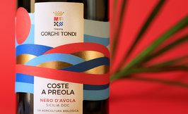 Red - Coste a Preola Nero d´Avola 750 ml
