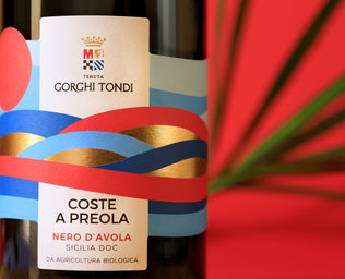 Red - Coste a Preola Nero d´Avola 750 ml