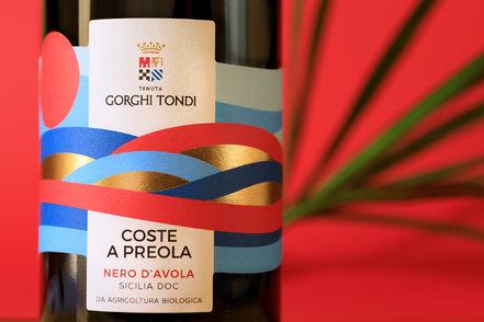 Red - Coste a Preola Nero d´Avola 750 ml #1