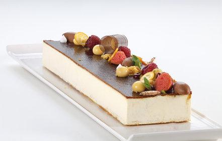 Creme Brulee-kakku 4x800g #1