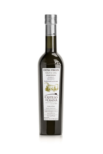 Extra virgin olive oil Arbequina 6x500ml #1