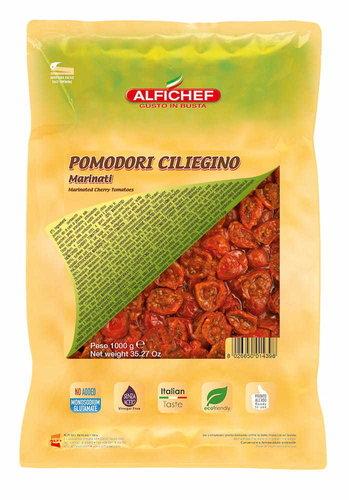 Alfichef Puolikuivattu marinoitu kirsikkatomaatti #1