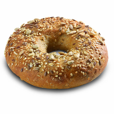 Multicatering low carb bagel 36x75g pakaste