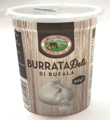 Burrata di buffala 6x200g #1
