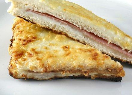 Kinkku-juustotoast (Croque Monsieur) 170g #1