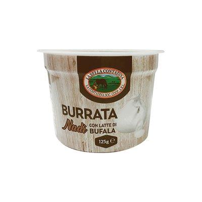 Multic La Contadina 8x125g Burrata di Bufala