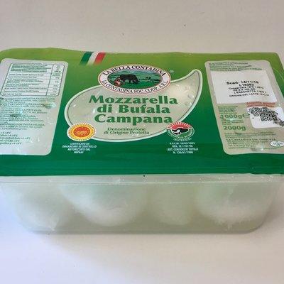 Multicatering La Contadina Mozzarella di Buffala 16x125g