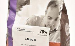 l'Opera LARGO tummasuklaa 70% 2x5kg