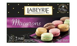 Mini macarons 12kpl