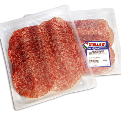 Multic Salami Milano-viipale 500g