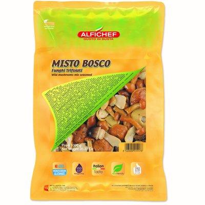 Misto Bosco sienisekoitus 6x1kg öljyssä pussisäilyke