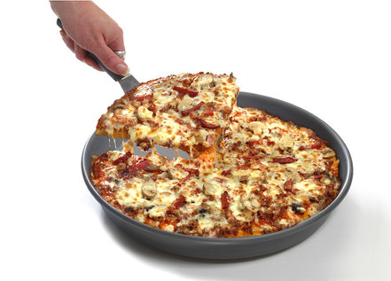 Pepperonipizza 30cm, 11x520g #1