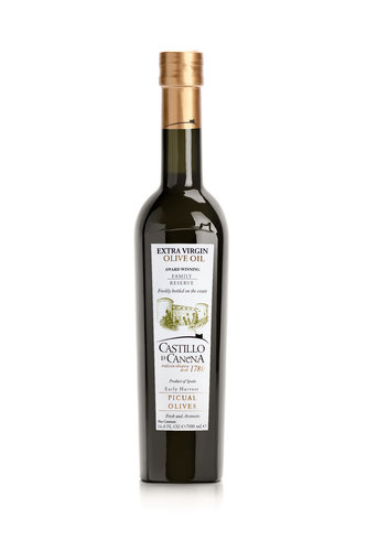 Extra virgin olive oil Picual 6x500ml #1