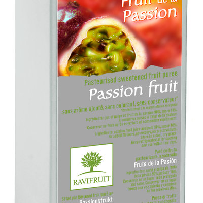 Multic Ravifruit 1kg passionpyree
