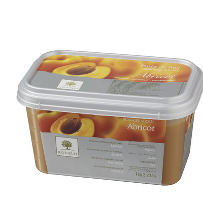 Multicatering Ravifruit Aprikoosipyree 90% 5x1kg pikapastöroitu pakaste