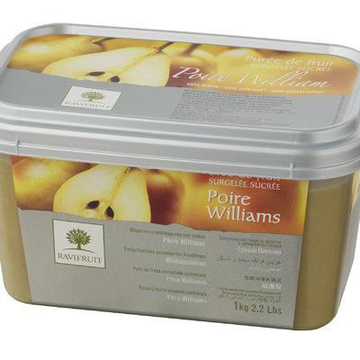 Multicatering Ravifruit päärynäpyree 90% 1kg pakaste