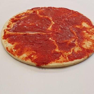 Multic Pannupizzapohja tomaattikastikkeella 11x400g pakaste