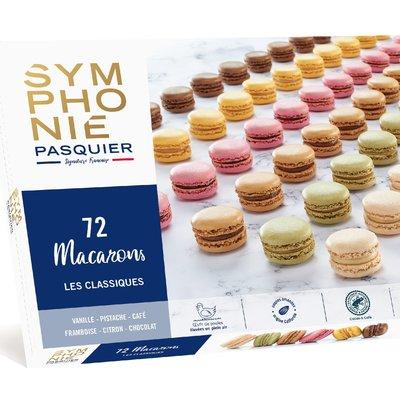 Multicatering Mini Macarons 72kpl/924g pakaste