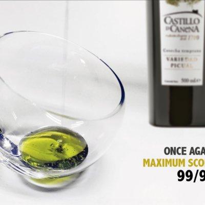 Multicatering Castillo de Canena extra virgin oliiviöljy Picual 500ml