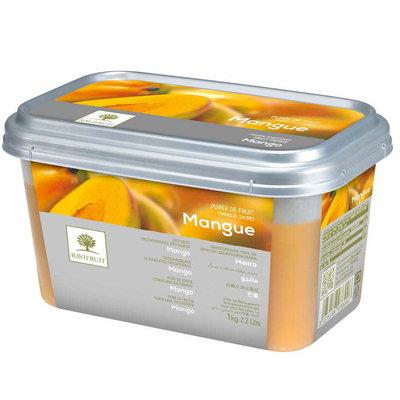 Multicatering Ravifruit Mangopyree 90% 5x1kg pakaste