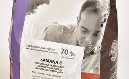 l'Opera SAMANA tumma suklaa 62% - Dominican rep