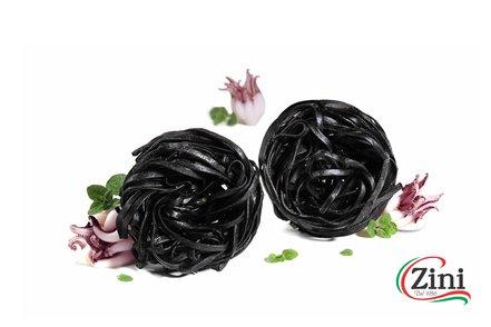 Musta tagliolini pasta 1x3kg, V #1