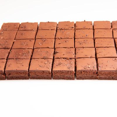 Suklaa-appelsiinikakkupala 35x25g VEGAN LTON pakaste